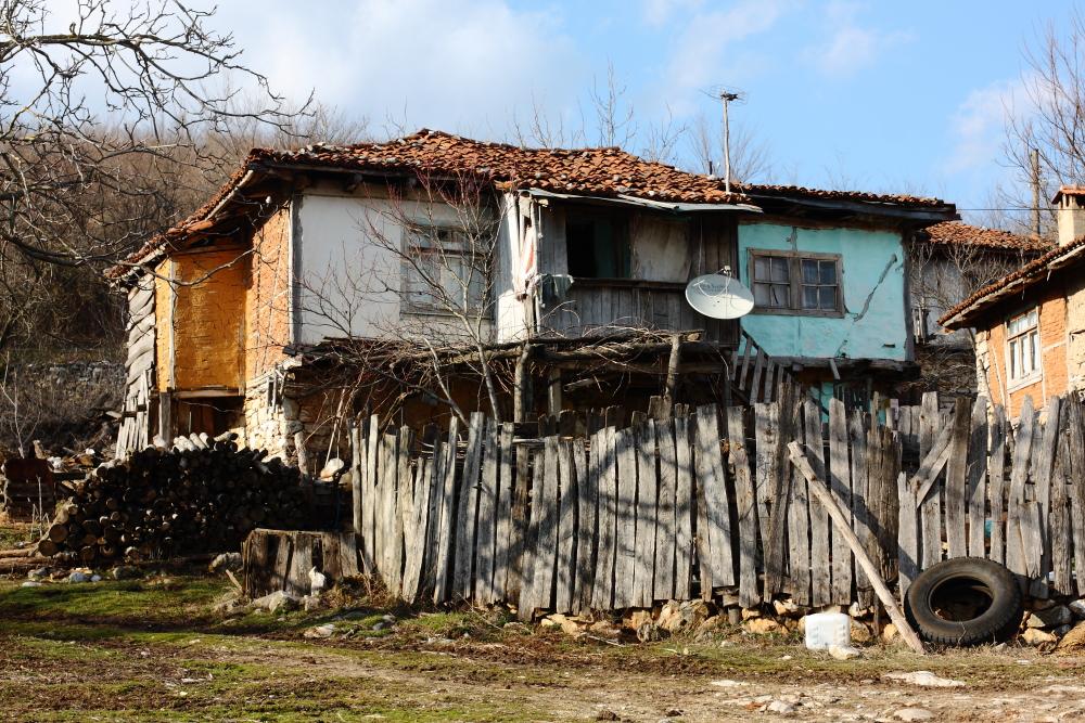 Emine teyze'nin evi