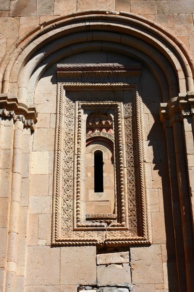 İshan Manastırı pencereleri