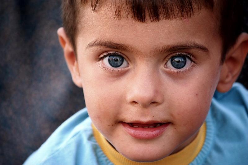 Efe, 4 yaşında