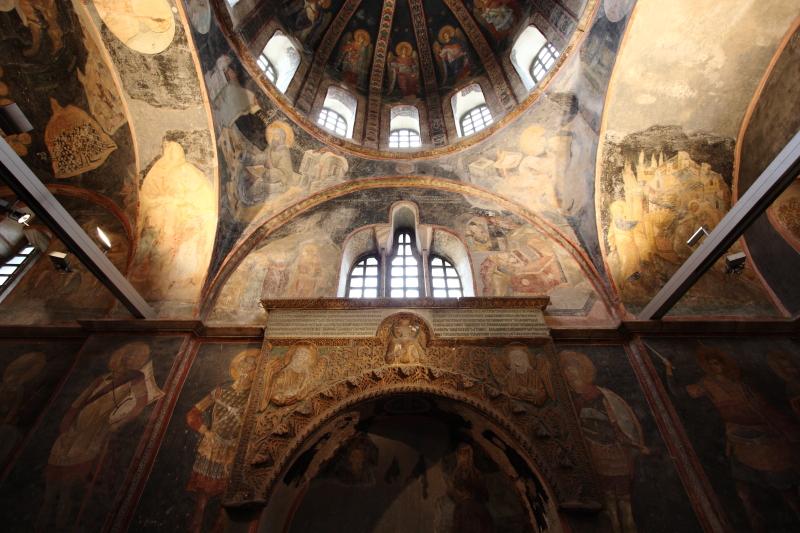 Kariye Müzesi mozaikleri