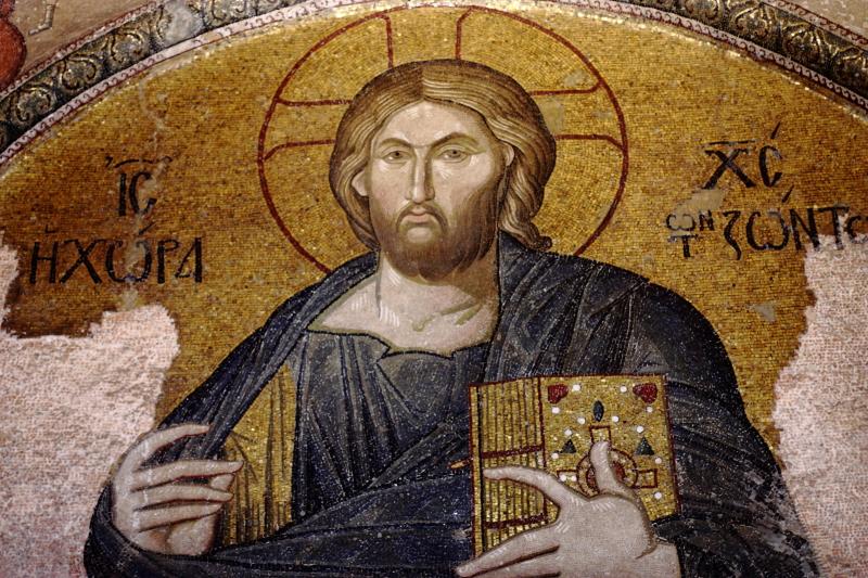 Pantokrator İsa