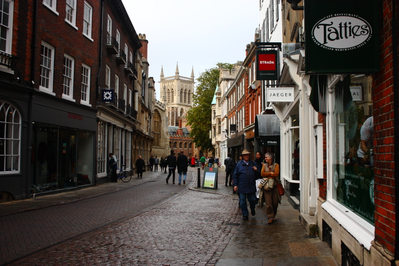 Trinity Street, Cambridge