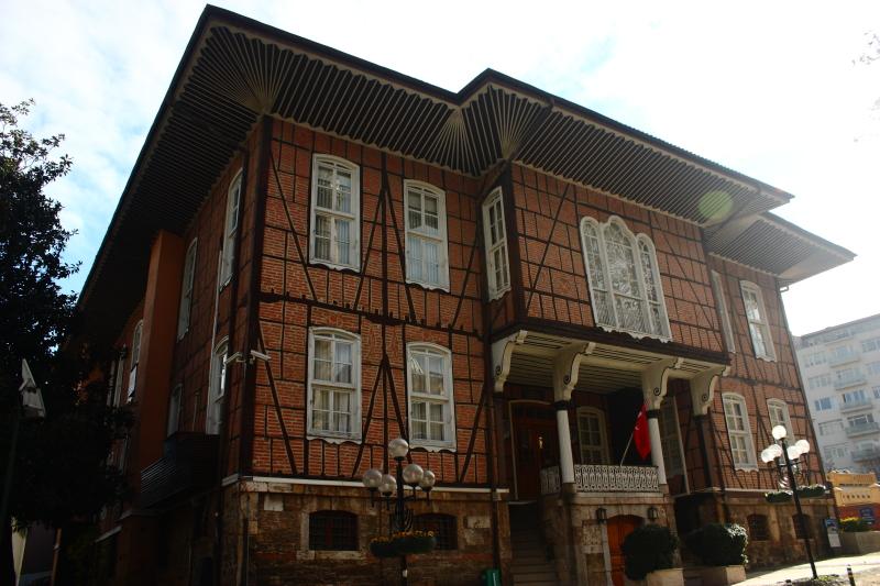 Tarihi Bursa Belediye Binası