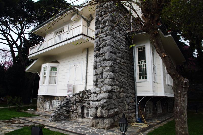 Aşiyan Müzesi (Tevfik Fikret'in evi)