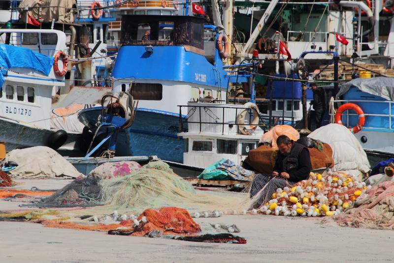Rumeli Fenerli balıkçılar