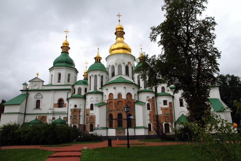 St. Sphia Kilisesi