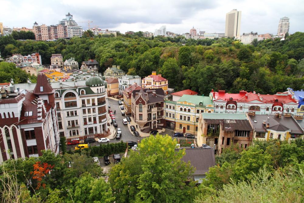 eski Kiev - Podol bölgesi