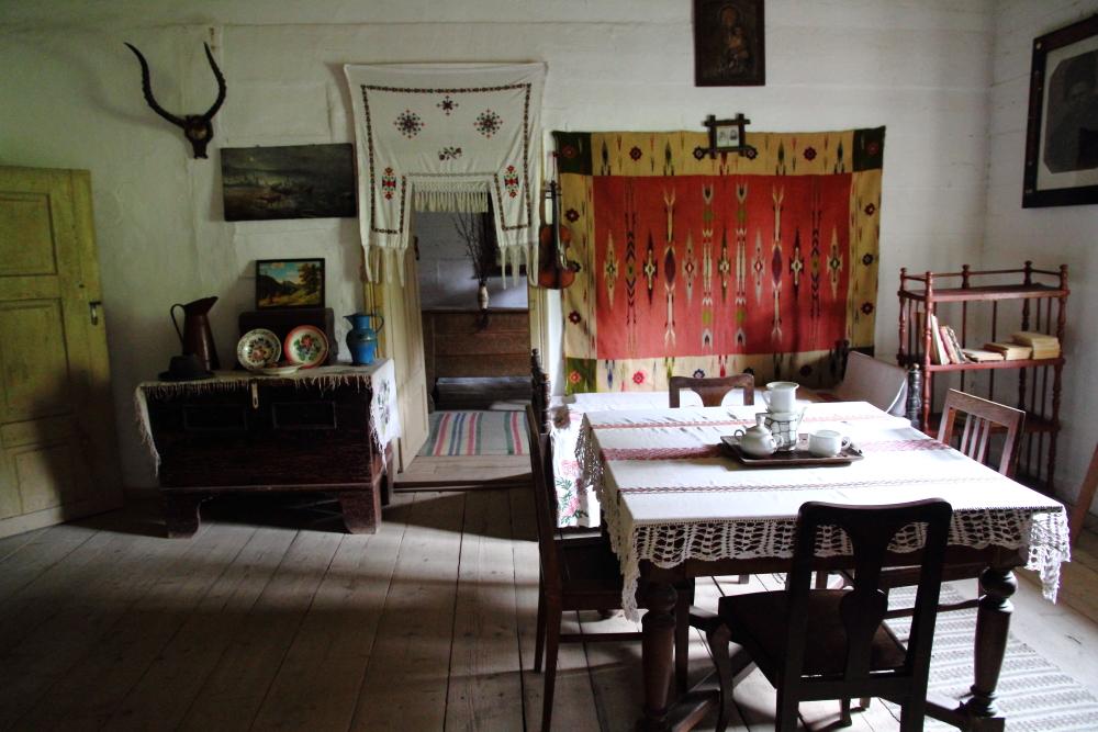 geleneksel ve kırsal yaşam müzesi