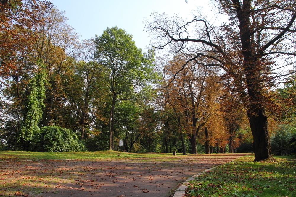 Vysoky Zamok parkı