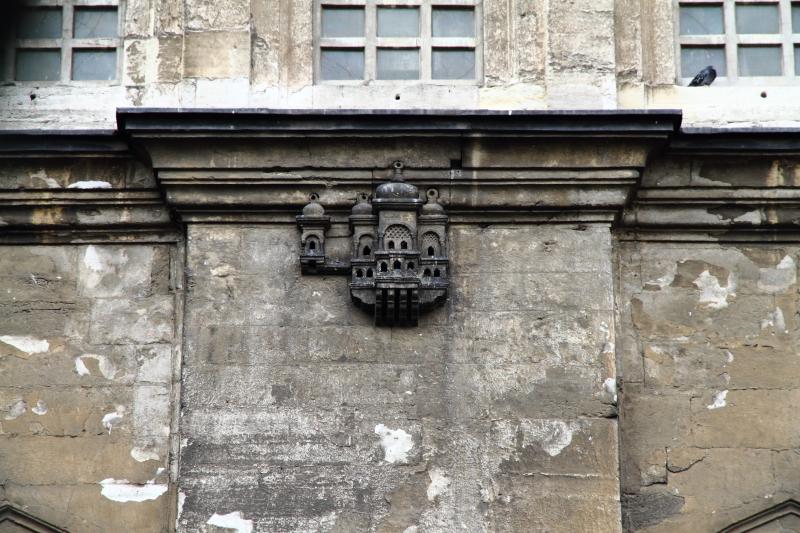 Ayazma Camii ve kuş evleri