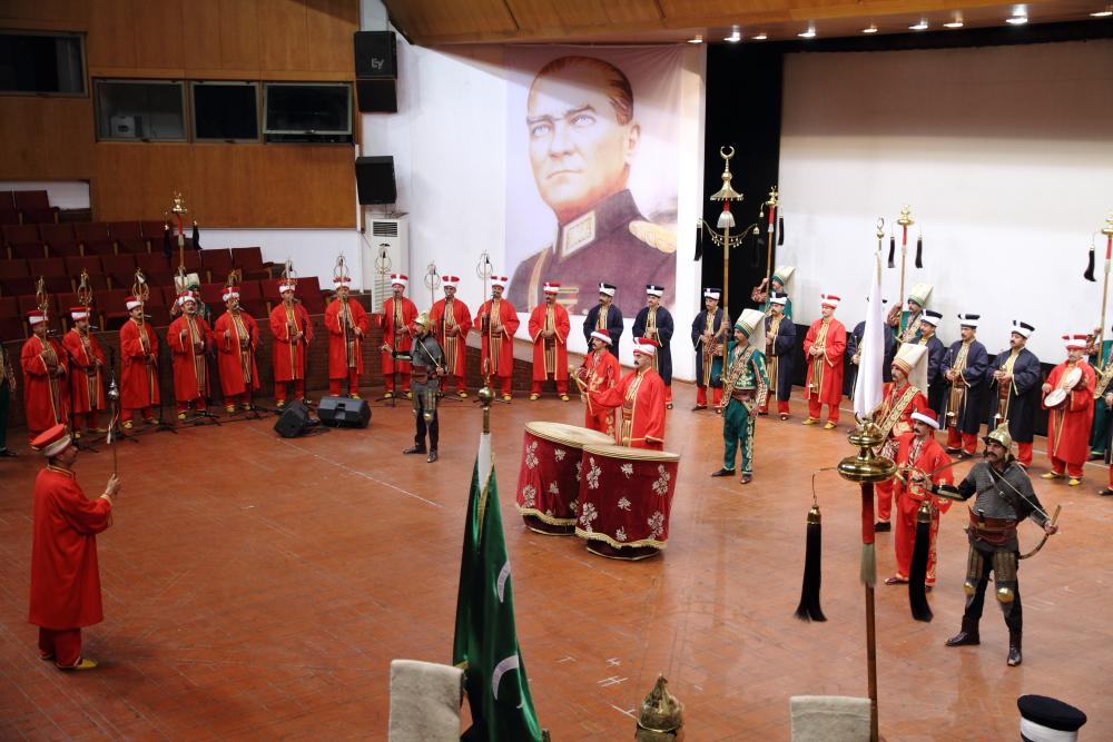 Askeri Müze'de Mehter konseri