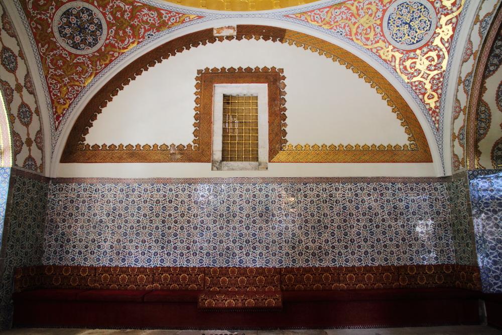 Kubbealtı - Divan odası