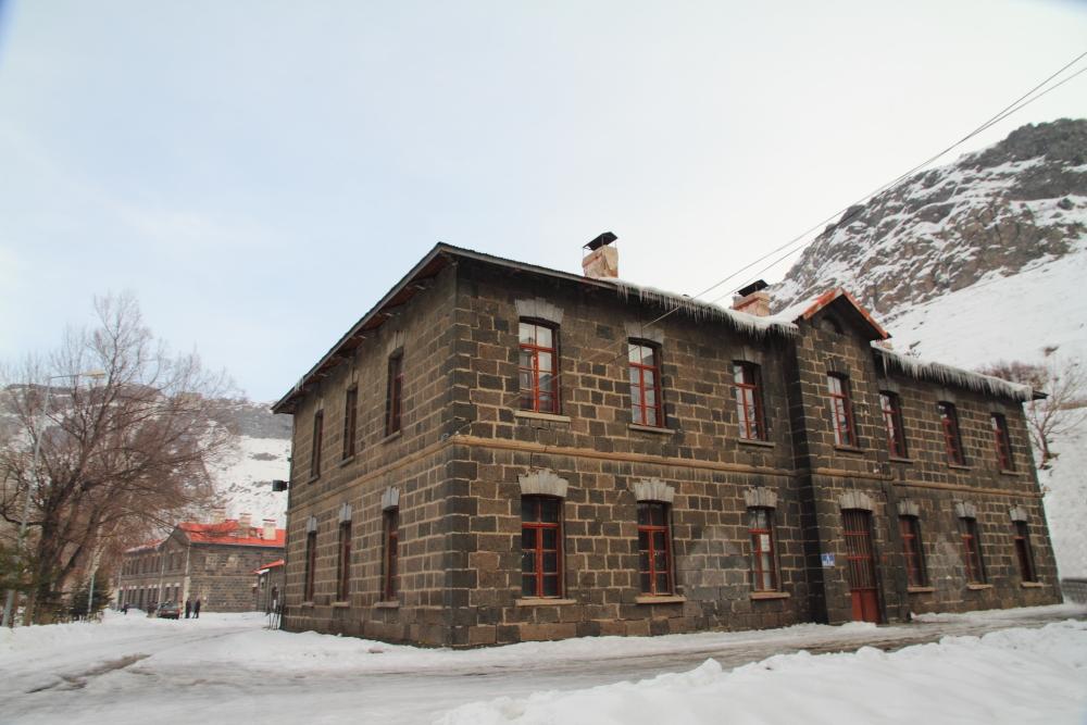 Kafkas Üniversitesi Konservatuarı