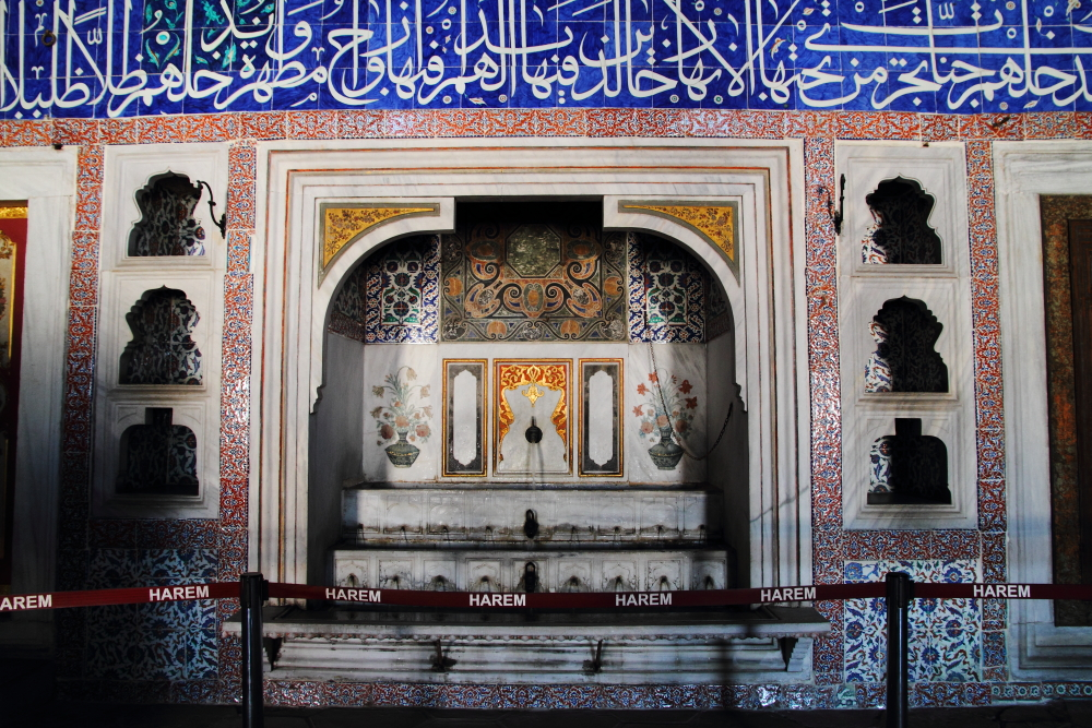 Sultan 3. Murat'ın odası