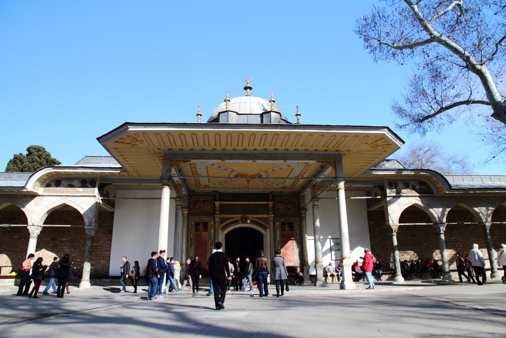Bab-us Saade kapısı