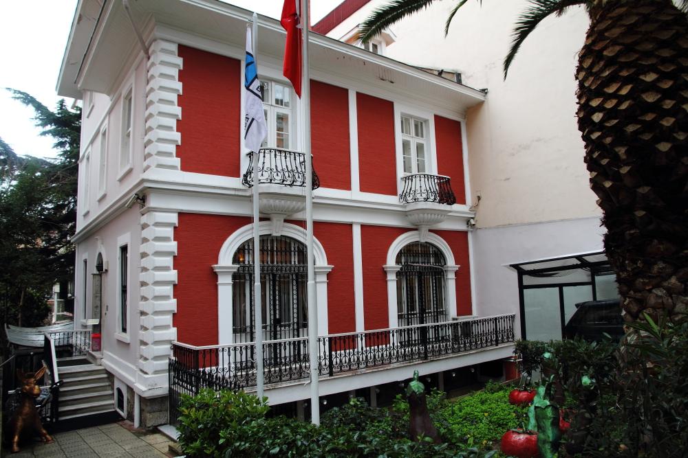 Barış Manço'nun bugün müze olan evi