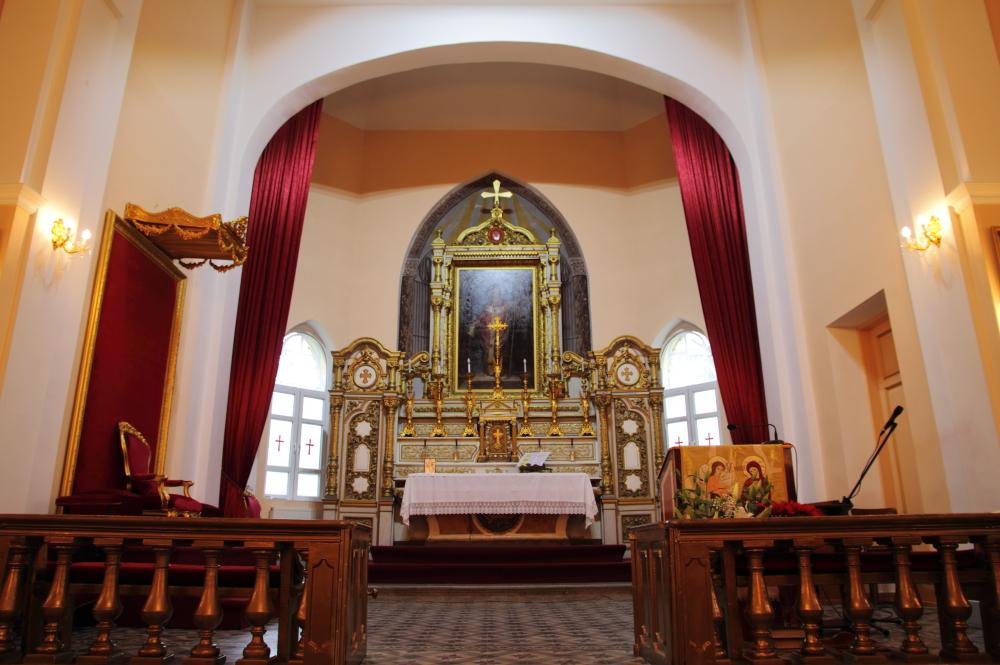 Surp Levon Ermeni Katolik Kilisesi