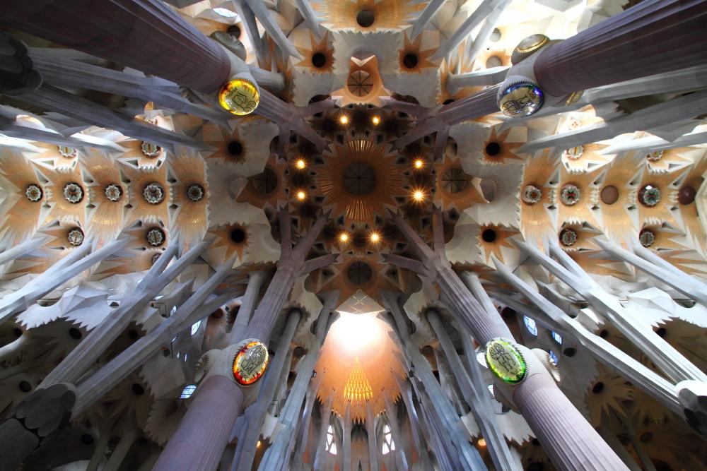 La Sagrada Familia Katedrali, Barselona