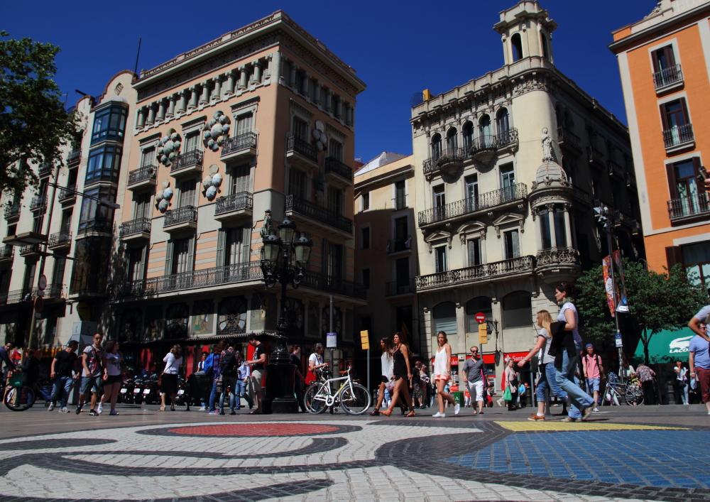 Barcelona_La Rambla