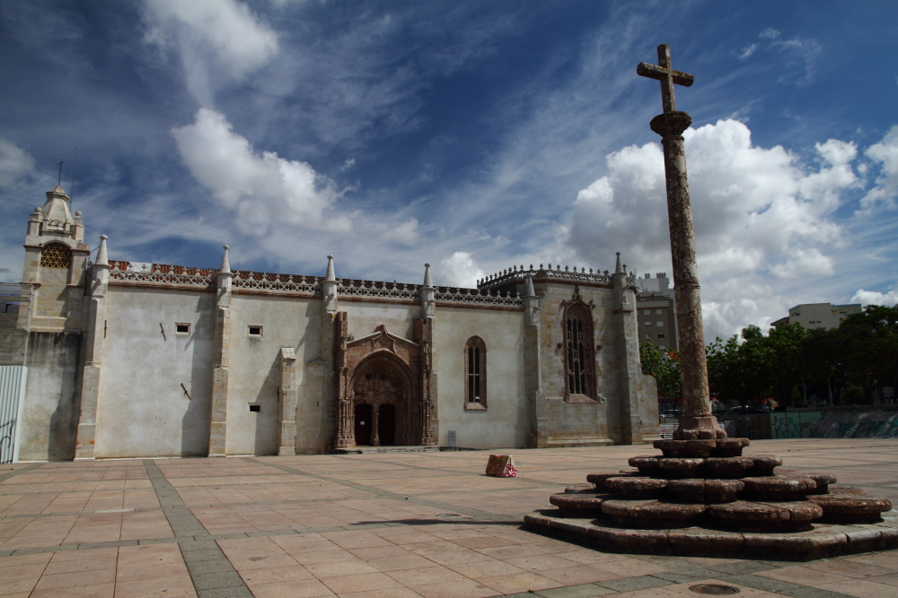 Setubal Manastırı (Monastery of Jesus of Setubal)