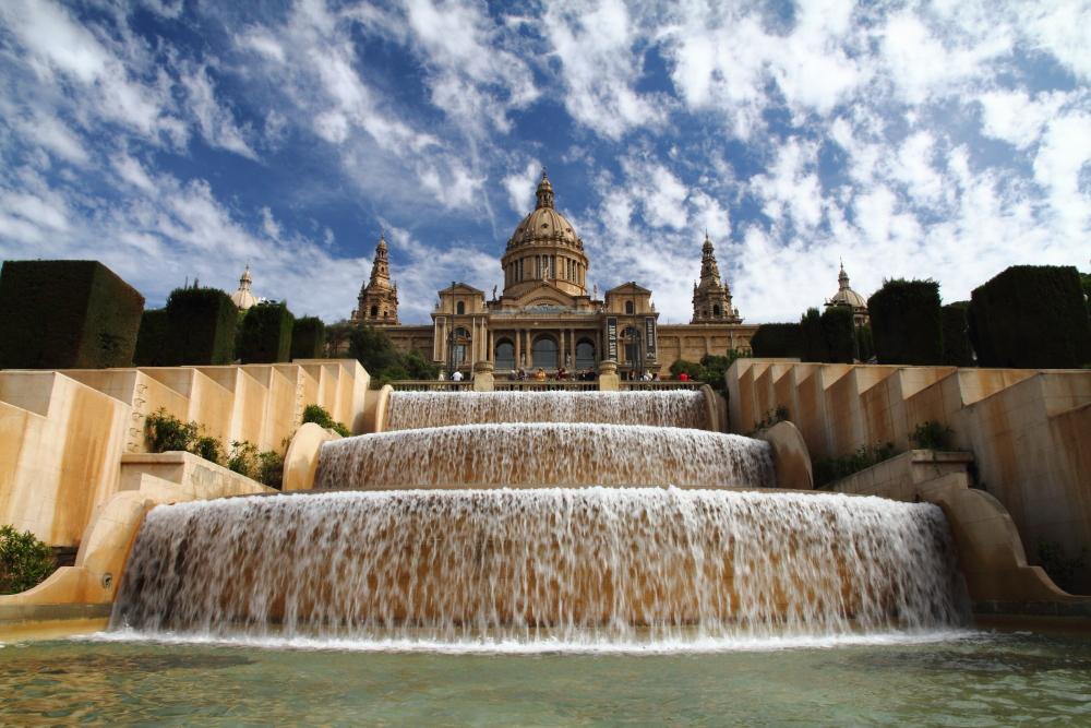 Ulusal Sanat Müzesi, Espanya meydanı