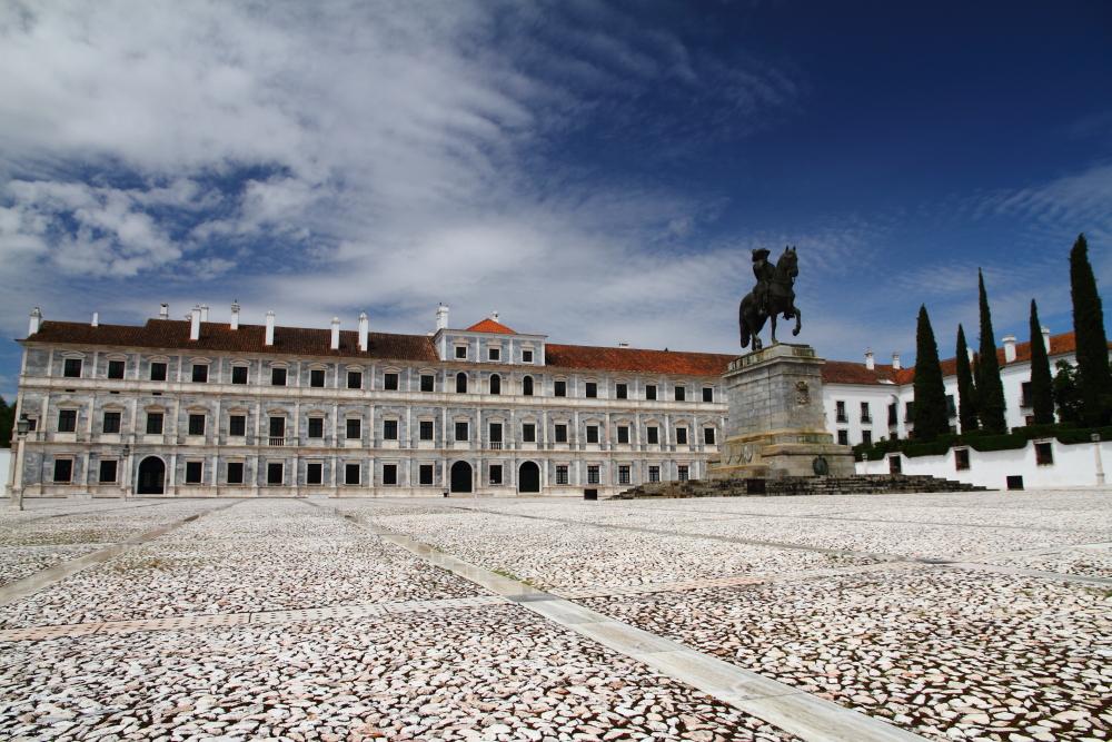 Vila Viçosa'nın mermer sarayı: Ducal Palace