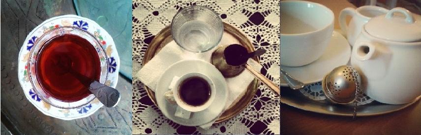 Balkanlar'da çay keyfi!