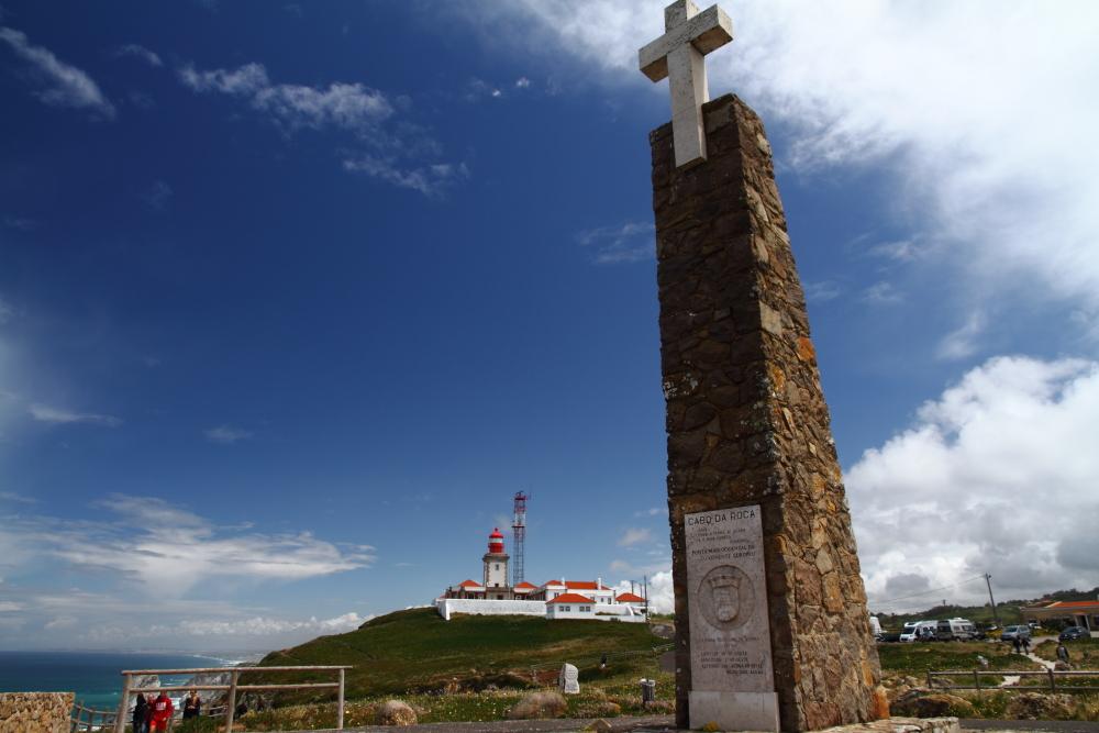 Cabo da Roca: Kara Avrupa'sının en batı ucu