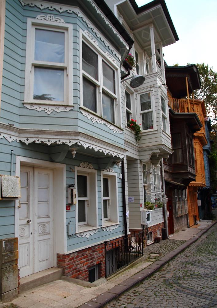Kuzguncuk'un tarihi evleri