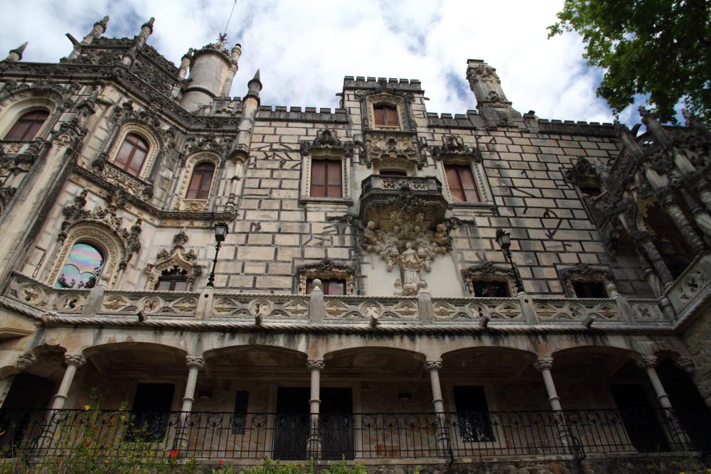 Quinta da Regaleira Sarayı