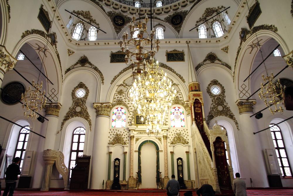 Hisar Camii, Kemeraltı
