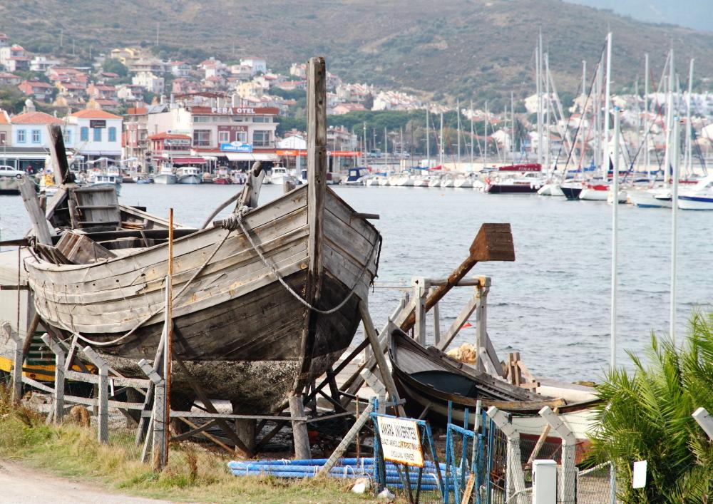Urla limanı ve Uluburun 2