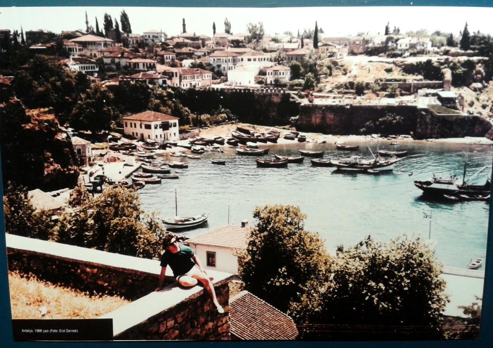 1966'da Antalya Kaleiçi